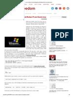 Criar Um Disco de Inicialização Do Windows PE Com Ubuntu Linux