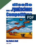 El Diseño de Organizaciones Competitivas