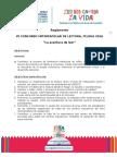 Reglamento 2016 - VI Concurso Interescolar de Lectura