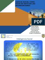 inteligenciasocialenlasorganizaciones-100921170802-phpapp02