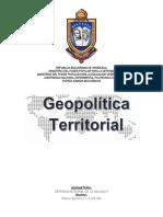 Geopolitica Territorial