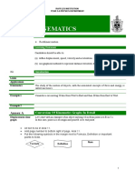 Lecture Notes and Tutorial Template