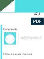 Presentacion colores
