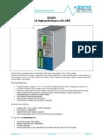 Datasheet DCU20 V2-0