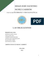 Obligaciones Oficial