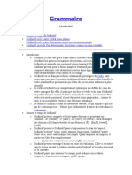 10 - Grammaire.doc Infinitif