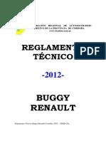 Tecn Buggy Renault 20121