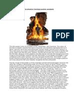 Terminator Genisys Film Poster Analysis