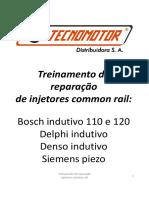 Reparo Common Rail Tecnomotor