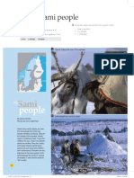 The Sami People - Reading Example