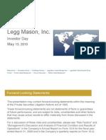 Investor Day Presentation