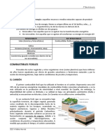 Fuentes Energia Combustibles Fosiles