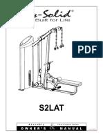 Manual S2LAT
