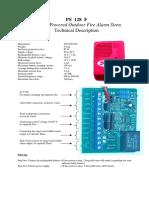 PS 128F Manual