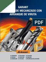 GARANT Manual de Mecanizado