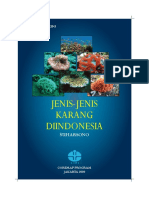 Jenis-jenis Karang Indonesia