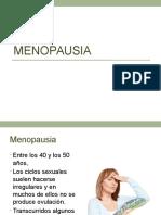 Menopausia Parte Teorica