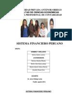 SISTEMA Financiero ..Xd