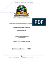 Syllabus Negociacion Ico Gestión i - 2016