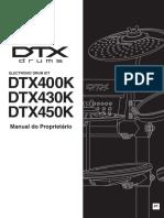 Dtx400k Dtx430k Dtx450k Owner's Manual