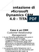 Microsoft CRM 4.0