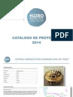 Catalogo Hidroproyectos 2014
