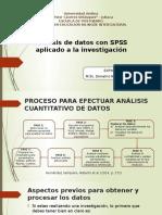 Exposicion Analisis de Datos Con SPSS MAESTRIA EBI