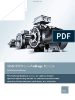 SIMOTICS Low-Voltage Motors Complete English 2012