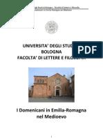 I domenicani in Emilia-Romagna nel Medioevo