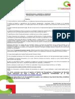 Requisitos para Alta en Padron de Proveedores del Estado de México