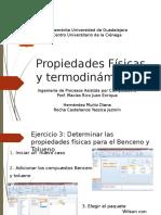 Propiedades Físicas y Termodinámicas 1