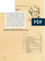 08 - Electrostática II Fisica 2º Parte. Francisco Rivero