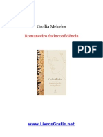 2 - Romanceiro da Inconfidência - Cecília Meireles