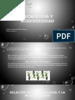 Tecnologia y Biodiversidad Fin