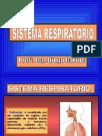Anatomia Do Aparelho Respiratório