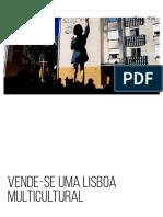 Vende-se uma Lisboa multicultural - PÚBLICO