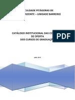 Catálogo Institucional 2015-2