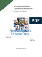 Generalidades de La Educacion Fisica 35466477