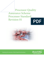 Meat Processor Quality