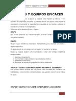 Grupos y Equipos Eficaces (1)