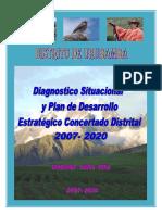 PLAN DE DESARROLLO CONCERTADO DE URUBAMBA