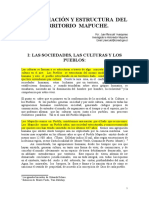 ÑanculefCONFORMACION DEL TERRITORIO  MAPUCHE=LIBRO MAPUCHE JÑH
