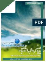 Revista Fronteira Digital, n4, Ago-Dez. 2011