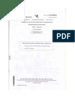 Cape It Unit 2 Paper 2 2014