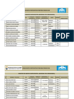 Registro Agente Participantes 2016