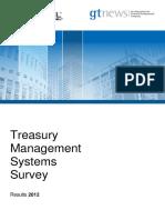 Gtnews TMS Survey Report 2012