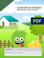 CuadernilloFONOLAB Segmentacion y Conteo de Silabas