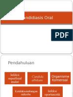 Ppt Kandidiasis Oral