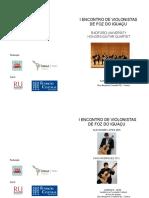 Programa - EVF