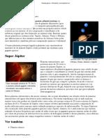 Planeta Gasoso – Wikipédia, A Enciclopédia Livre
